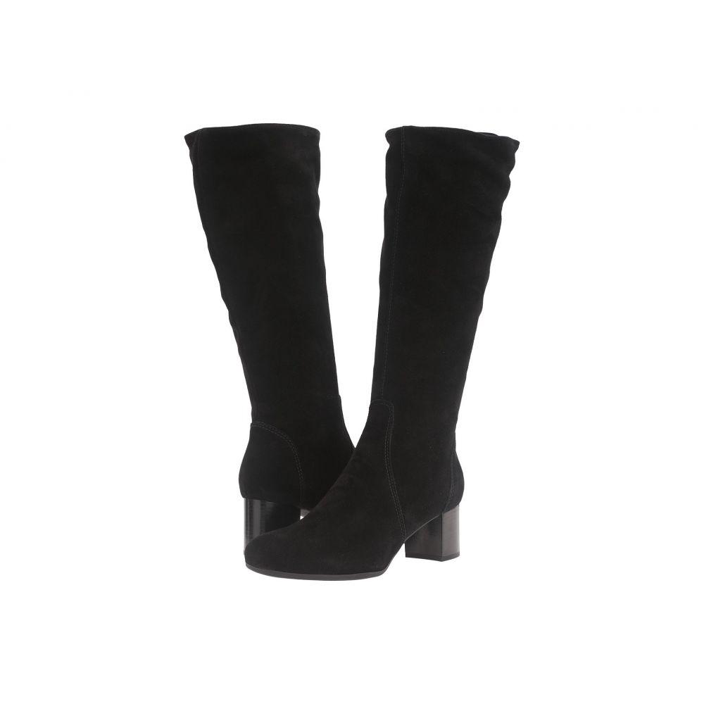 ラ カナディアン La Canadienne レディース ブーツ シューズ・靴【Jennifer】Black Suede