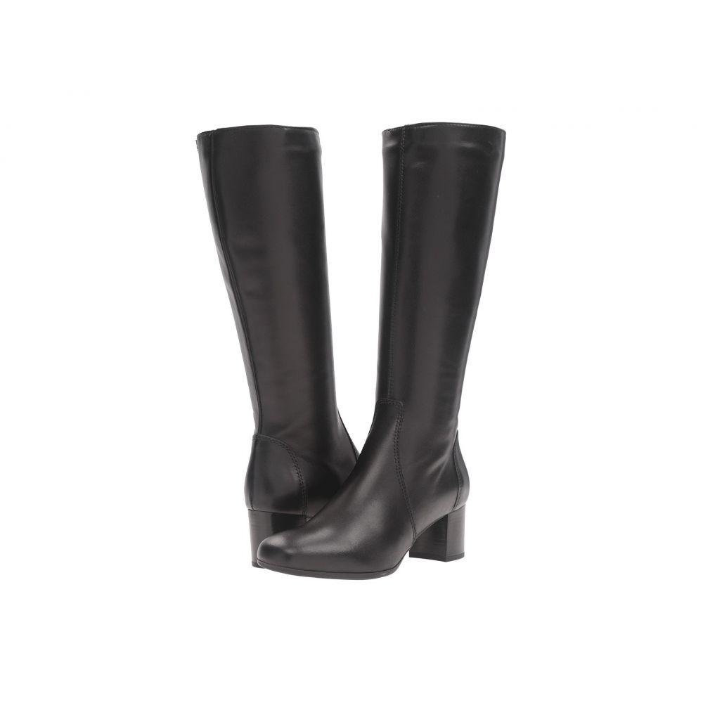 ラ カナディアン La Canadienne レディース ブーツ シューズ・靴【Jennifer】Black Leather