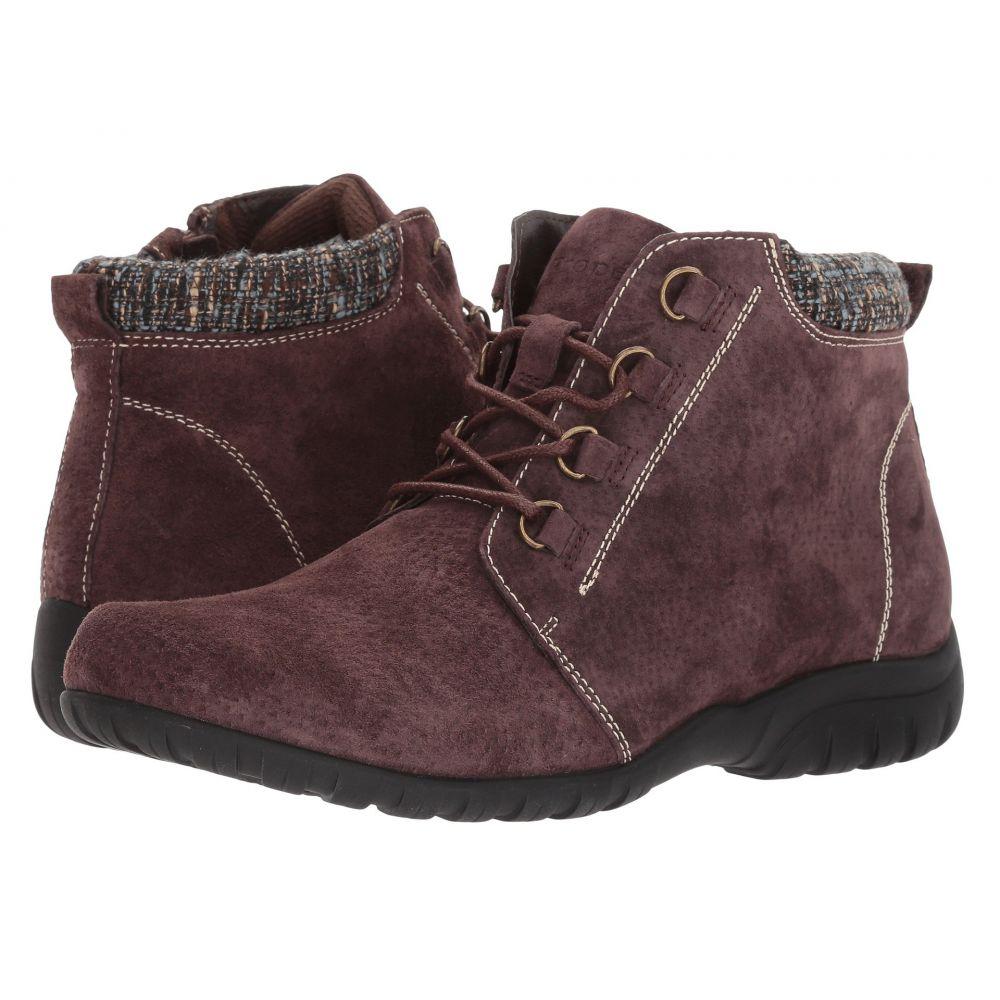 グランドセール プロペット Propet レディース ブーツ シューズ・靴【Delaney】Brown Suede, 美しい d9a238f0