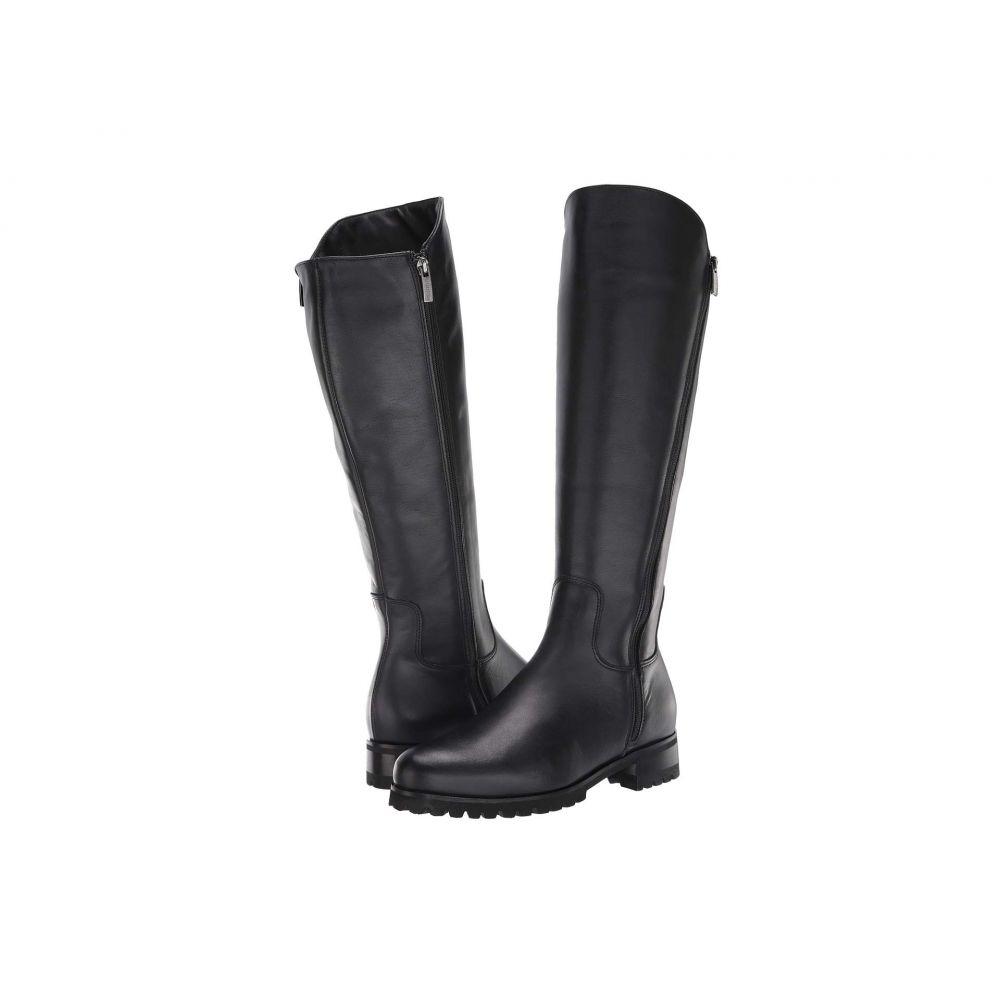 ラ カナディアン La Canadienne レディース ブーツ シューズ・靴【Susan】Black Leather
