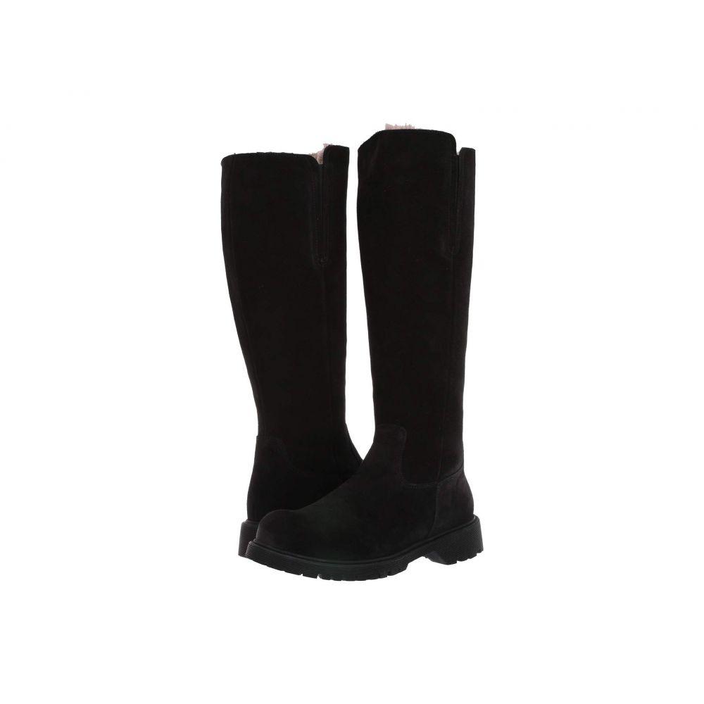 ラ カナディアン La Canadienne レディース ブーツ シューズ・靴【Helene】Black Suede