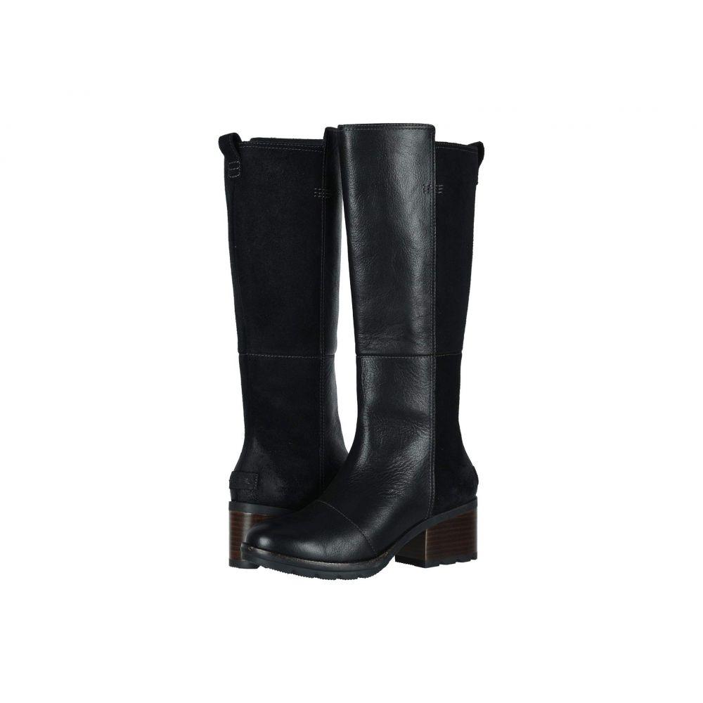 ソレル SOREL レディース ブーツ シューズ・靴【Cate(TM) Tall】Black
