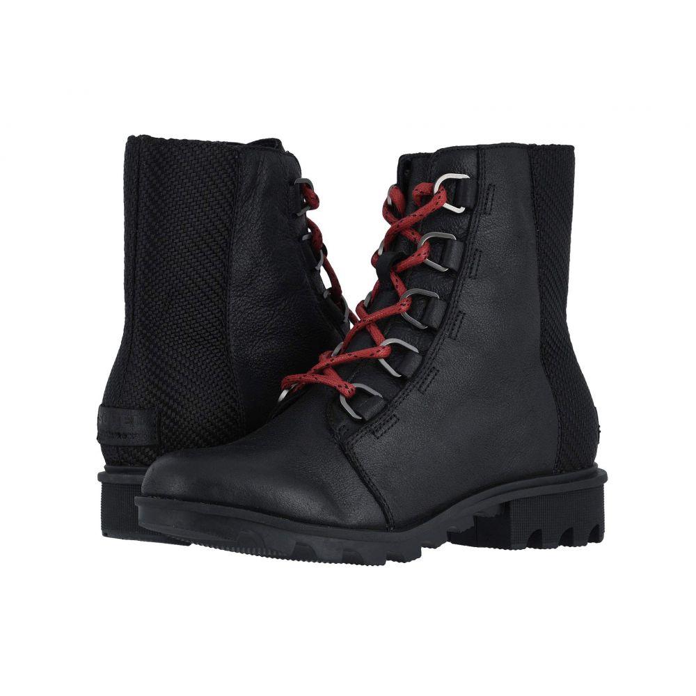 ソレル SOREL レディース ブーツ シューズ・靴【Phoenix(TM) Short Lace】Black