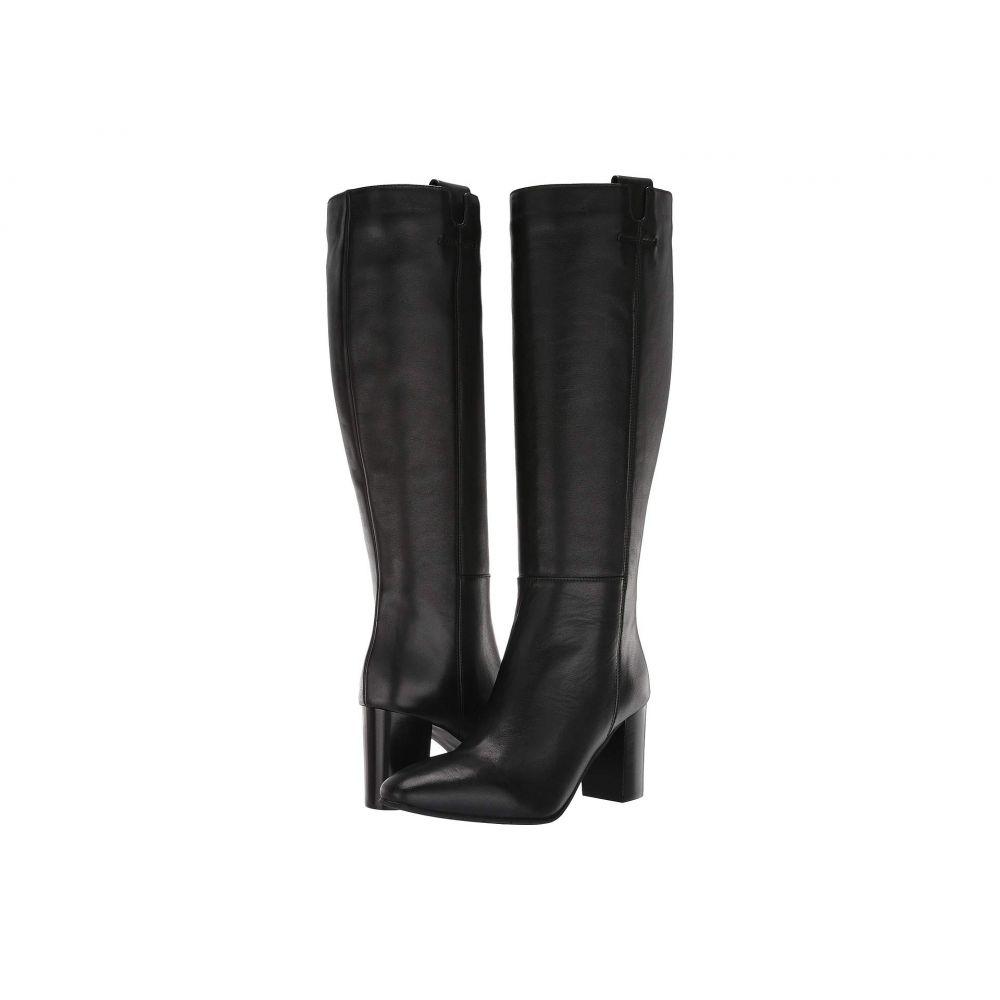 アクアタリア Aquatalia レディース ブーツ シューズ・靴【Florianne】Black Calf