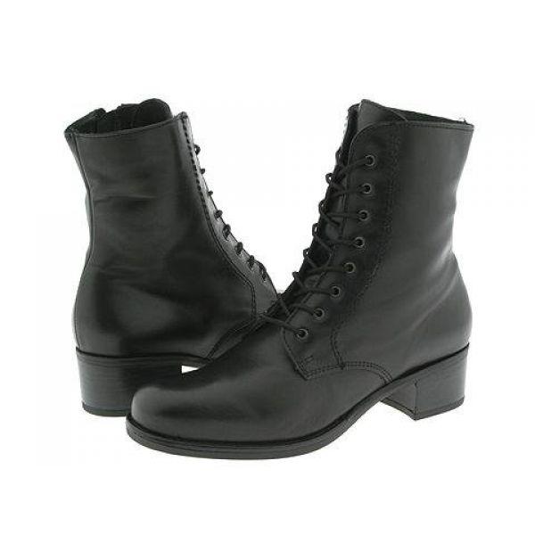 ラ カナディアン La Canadienne レディース ブーツ シューズ・靴【Palmina】Black Leather
