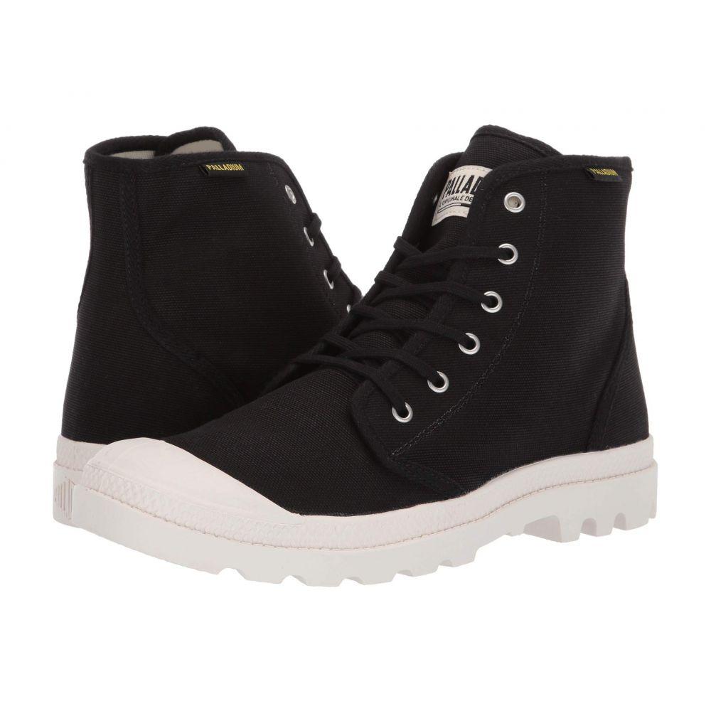 パラディウム Palladium レディース ブーツ シューズ・靴【Pampa Hi Originale】Black/Marshmallow