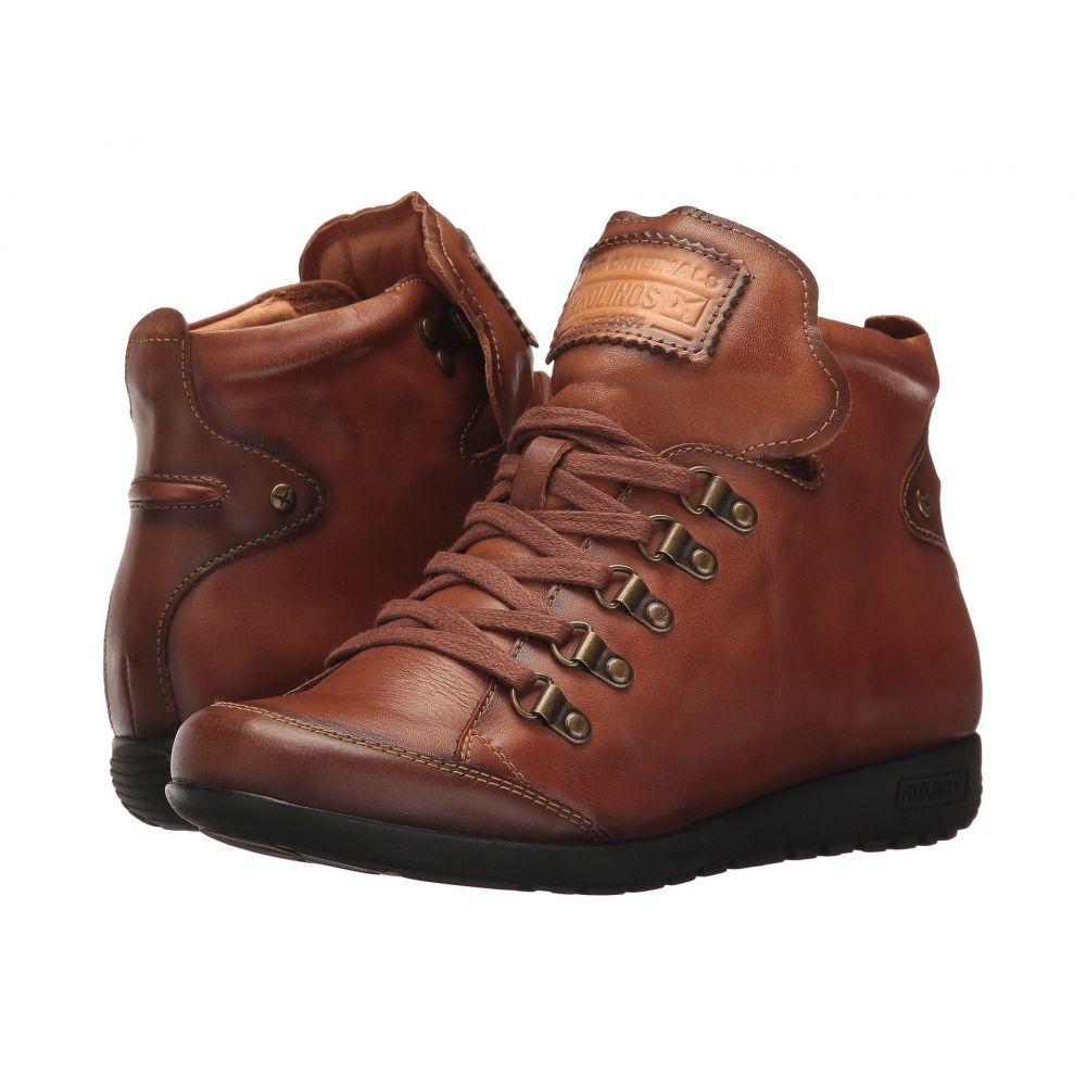 ピコリノス Pikolinos レディース ブーツ シューズ・靴【Lisboa W67-7667C5】Cuero