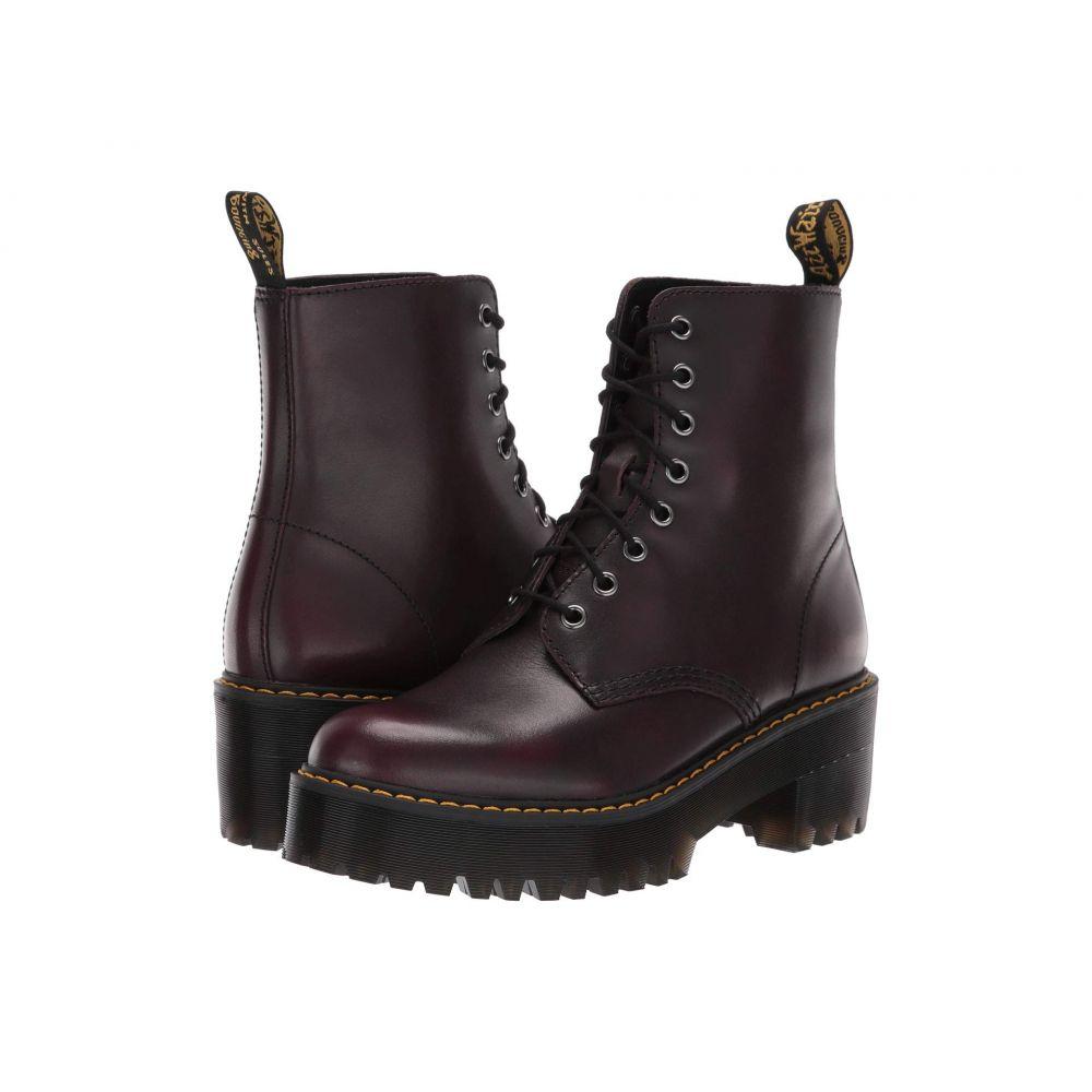 ドクターマーチン Dr. Martens レディース ブーツ シューズ・靴【Shriver Hi Sanguine】Burgundy
