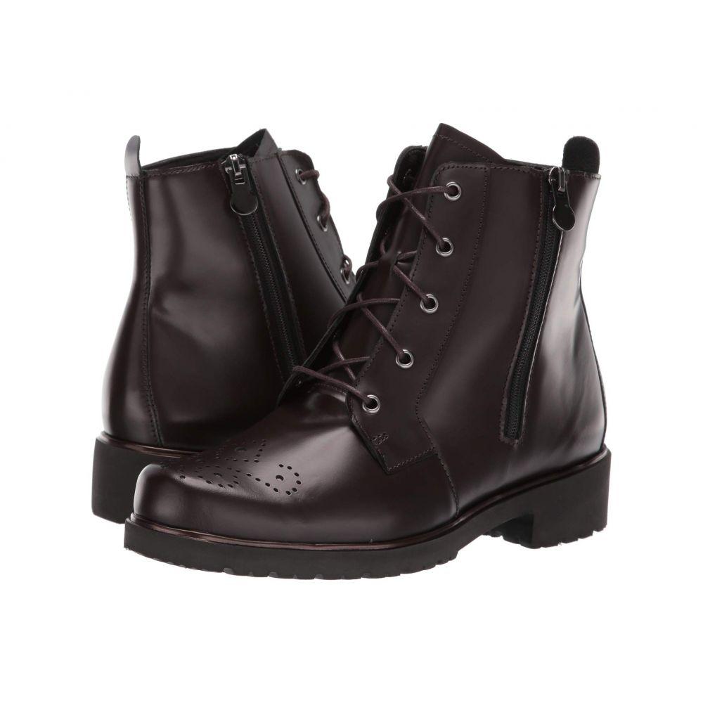マンロー Munro レディース ブーツ シューズ・靴【Sarah】Dark Brown Leather