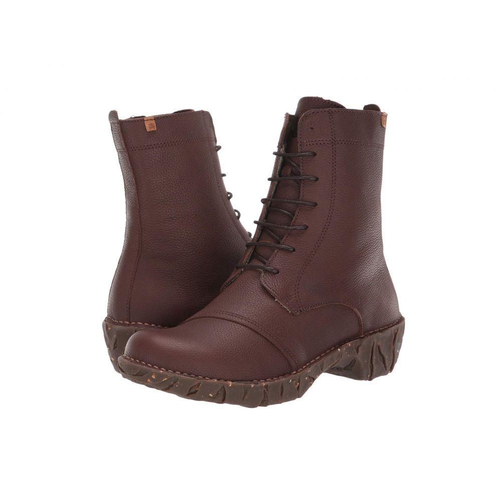 エル ナチュラリスタ El Naturalista レディース ブーツ シューズ・靴【Yggdrasil NG57】Brown
