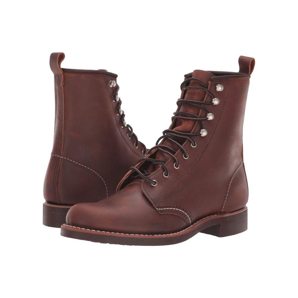 レッドウィング Red Wing Heritage レディース ブーツ シューズ・靴【Silversmith】Copper Rough/Tough