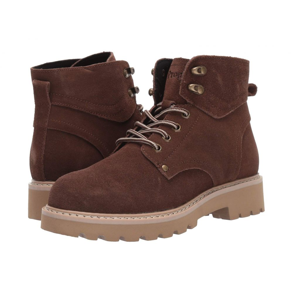 プロペット Propet レディース ブーツ シューズ・靴【Dakota】Brown