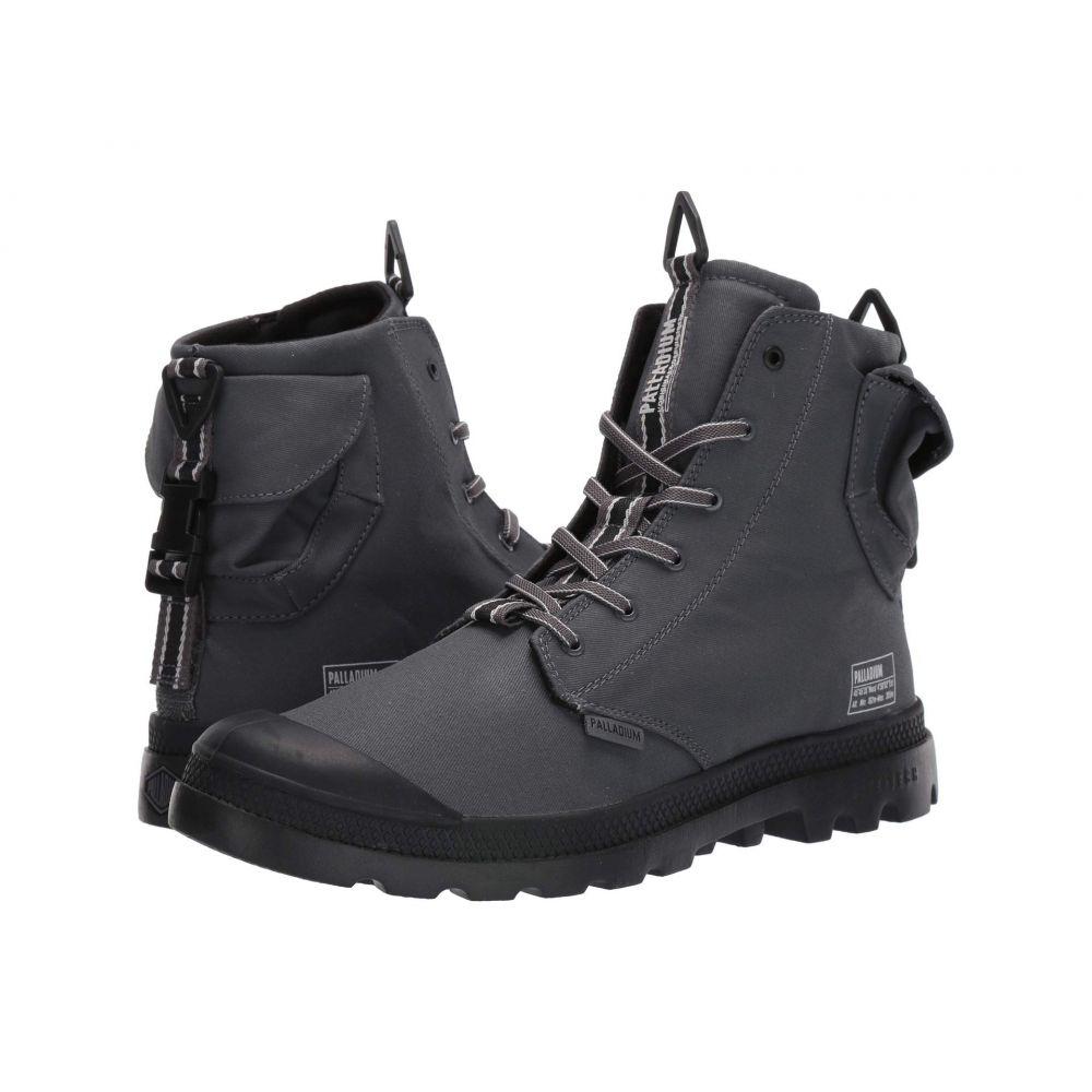パラディウム Palladium レディース ブーツ シューズ・靴【Pampa Lite Packin】Forged Iron