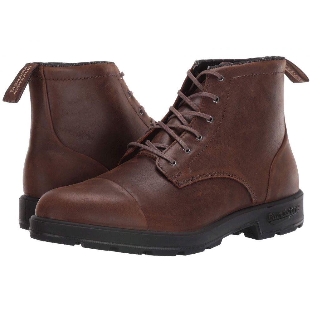 ブランドストーン Blundstone レディース ブーツ シューズ・靴【BL1935】Antique Brown w/Toe Cap