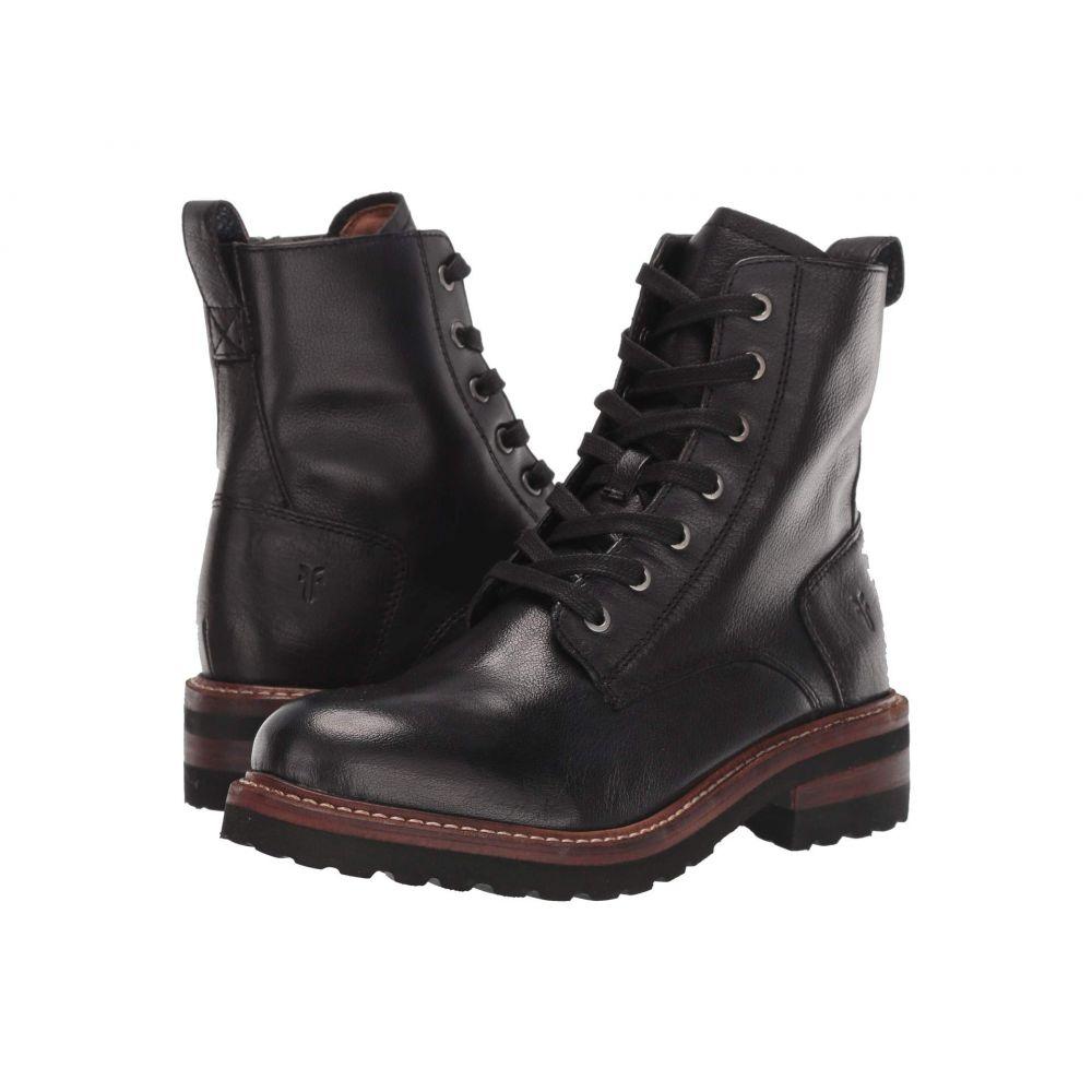 フライ Frye レディース ブーツ シューズ・靴【Ella Moto Lace】Black