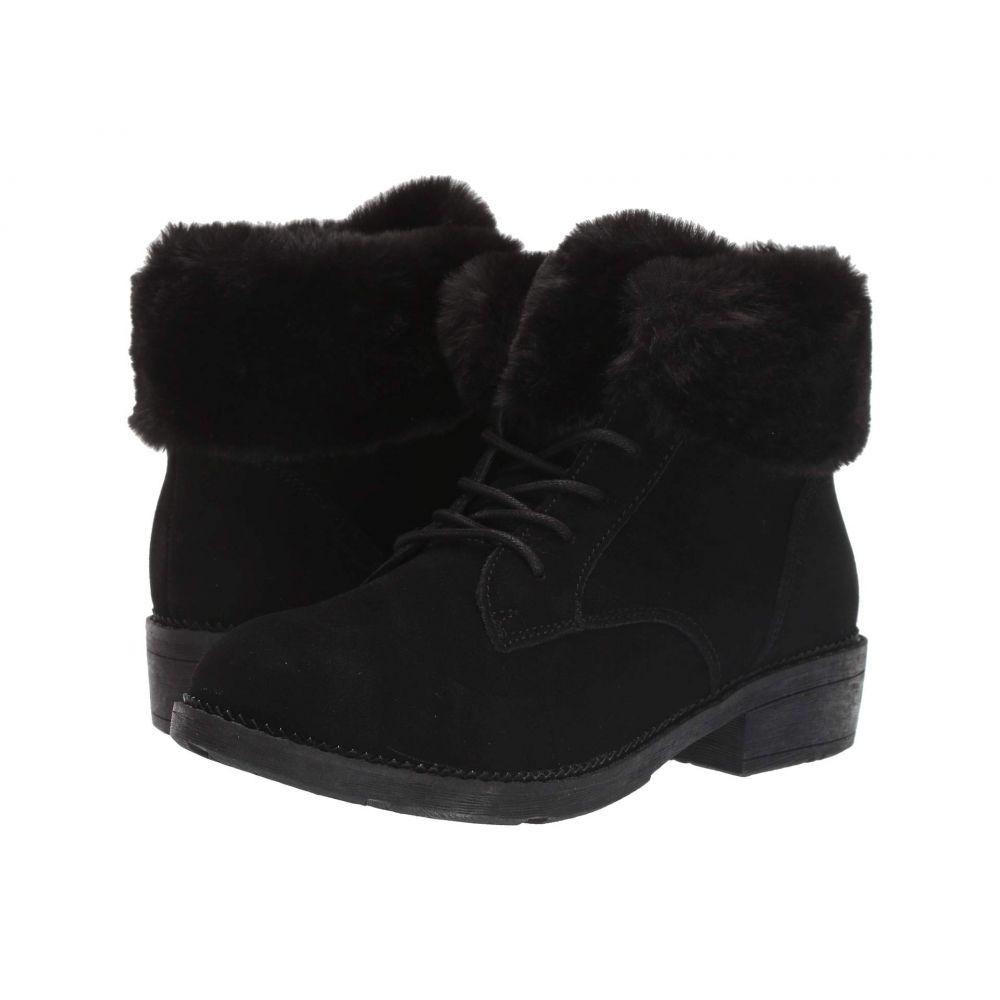 スケッチャーズ SKECHERS レディース ブーツ シューズ・靴【Elm】Black/Black