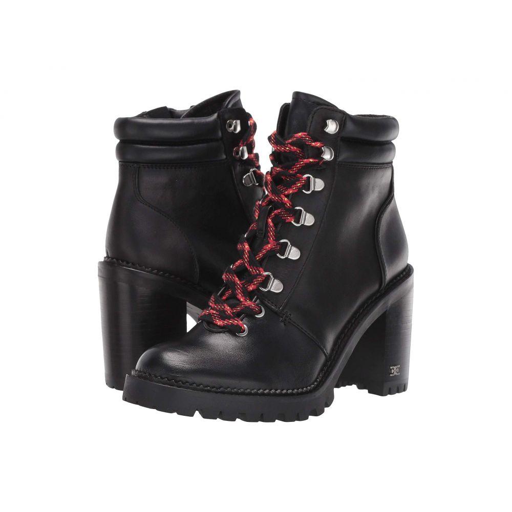 サム エデルマン Sam Edelman レディース ブーツ シューズ・靴【Sade】Black Bally Premium Leather
