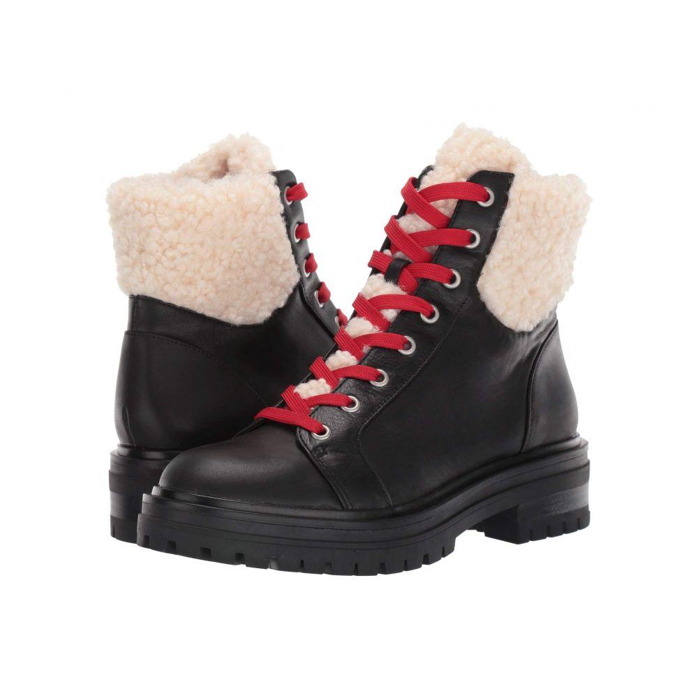 ケネス コール Kenneth Cole New York レディース ブーツ レースアップ シューズ・靴【Rhode Lace-Up Boot Cozy WP】Black