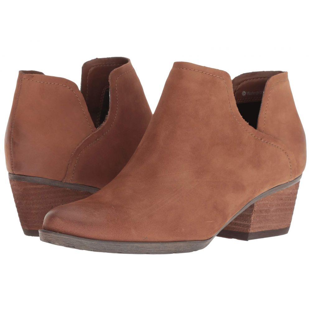 ブロンド Blondo レディース ブーツ シューズ・靴【Victoria Waterproof】Cognac Nubuck