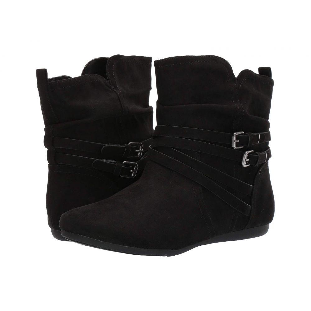 レポート Report レディース ブーツ シューズ・靴【Evie】Black