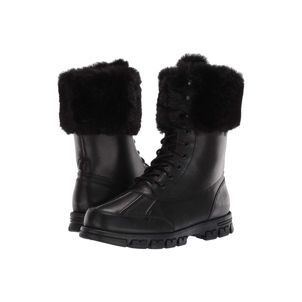 ラルフ ローレン LAUREN Ralph Lauren レディース ブーツ シューズ・靴【Dabney】Black/Black