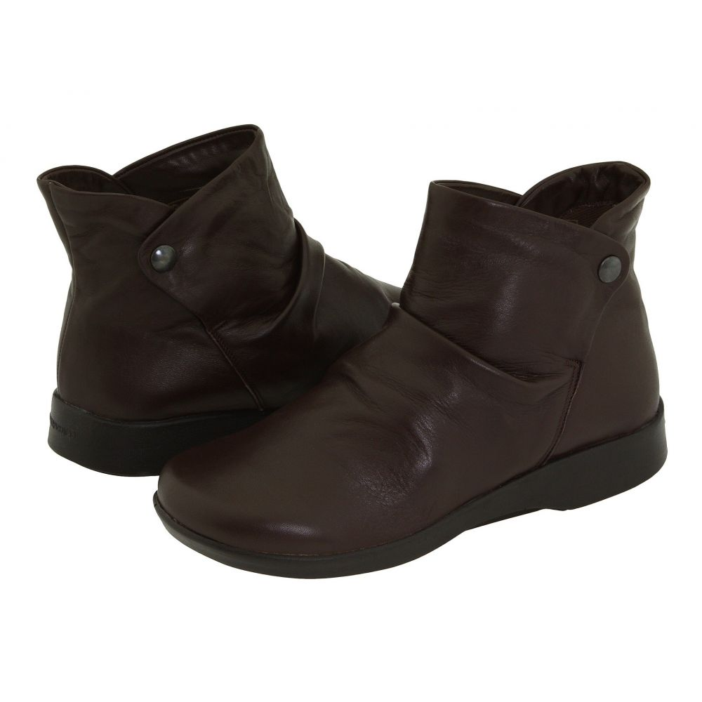 アルコペディコ Arcopedico レディース ブーツ シューズ・靴【N42】Cafe Leather