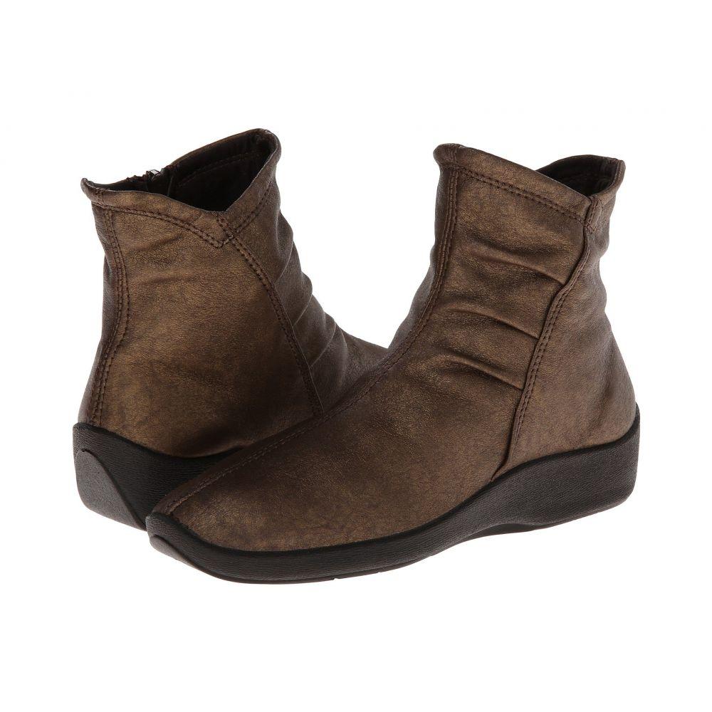 アルコペディコ Arcopedico レディース ブーツ シューズ・靴【L19】Bronze
