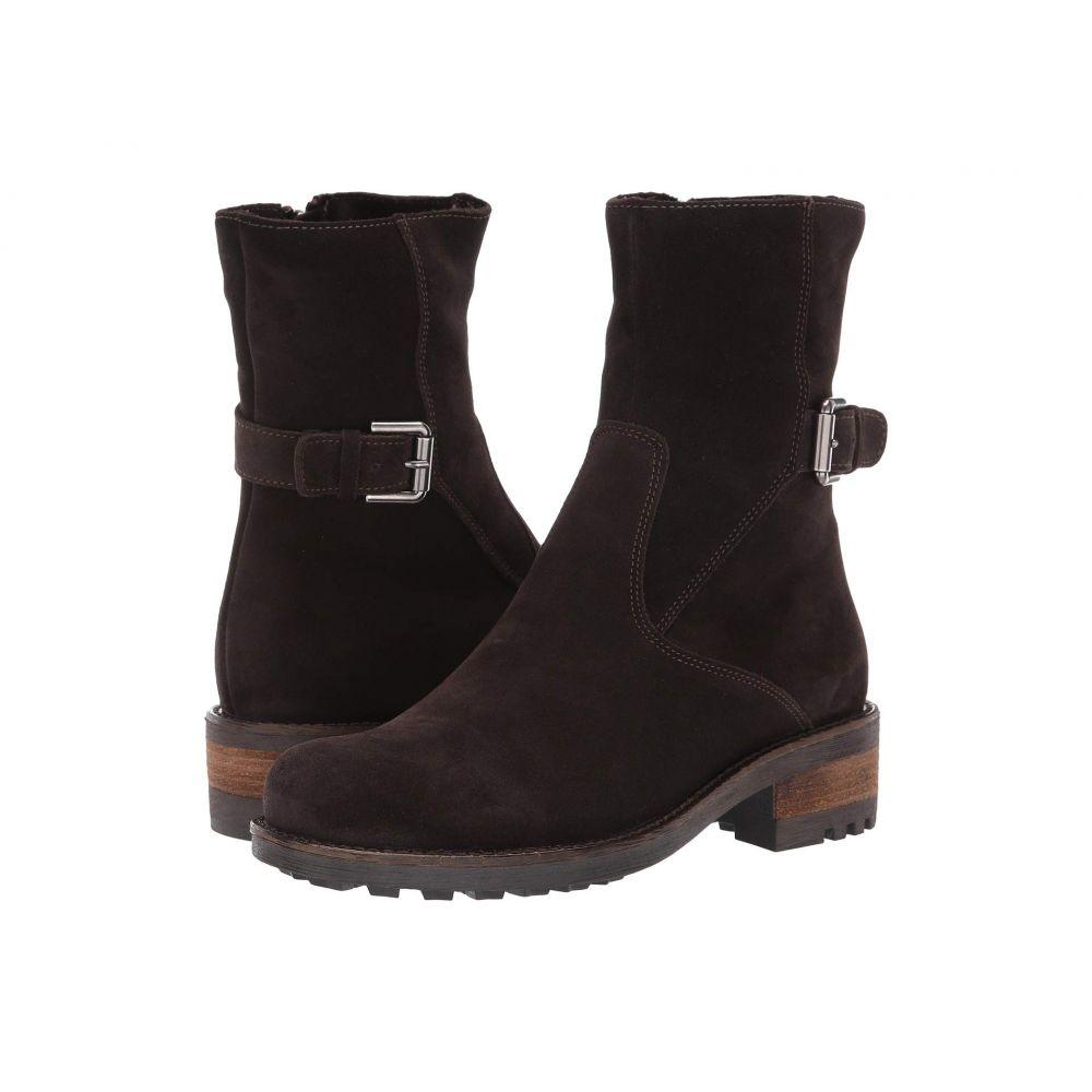 ラ カナディアン La Canadienne レディース ブーツ シューズ・靴【Camilla】Brown Oiled Suede