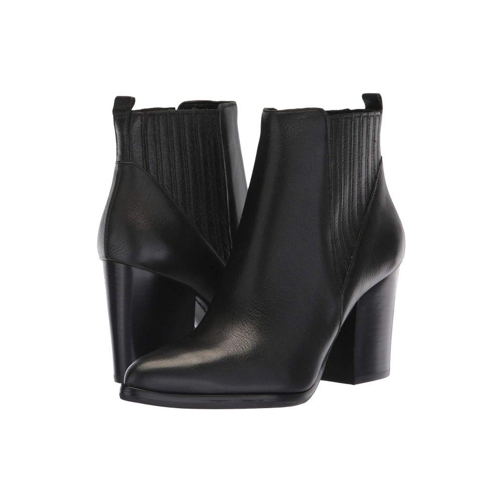 マーク フィッシャー Marc Fisher LTD レディース ブーツ シューズ・靴【Alva】Black Leather