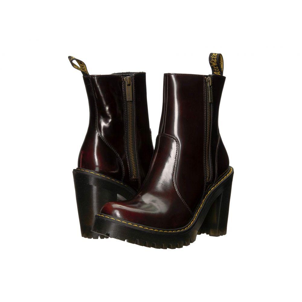 ドクターマーチン Dr. Martens レディース ブーツ シューズ・靴【Magdalena II Seirene】Cherry Red