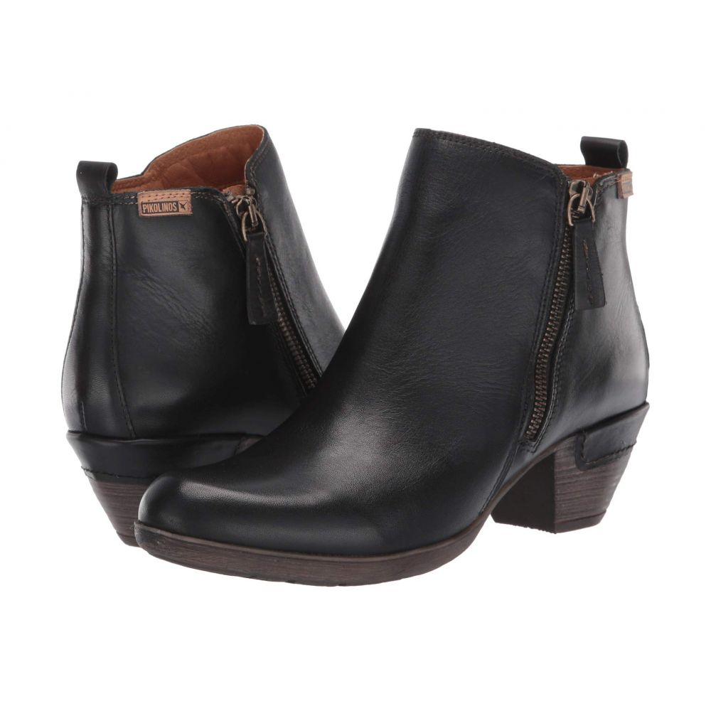 ピコリノス Pikolinos レディース ブーツ シューズ・靴【Rotterdam 902-8900】Black