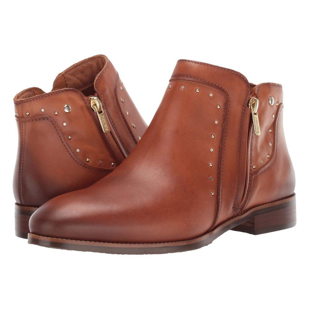 ピコリノス Pikolinos レディース ブーツ シューズ・靴【Royal W4D-8514】Brandy