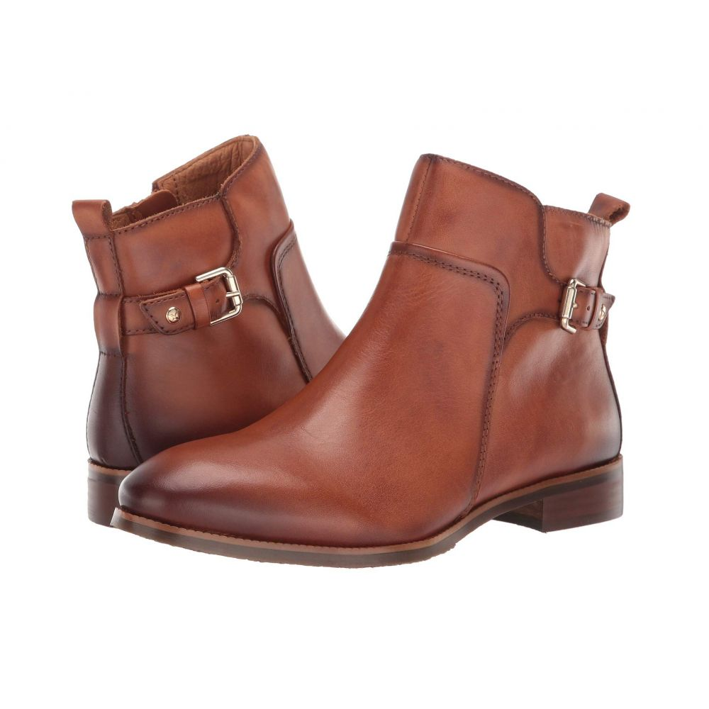 ピコリノス Pikolinos レディース ブーツ シューズ・靴【Royal W4D-8760】Brandy