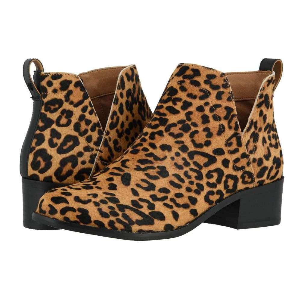 バイオニック VIONIC レディース ブーツ シューズ・靴【Clara】Tan Leopard