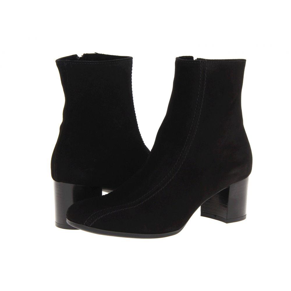 ラ カナディアン La Canadienne レディース ブーツ シューズ・靴【Jewel】Black Suede