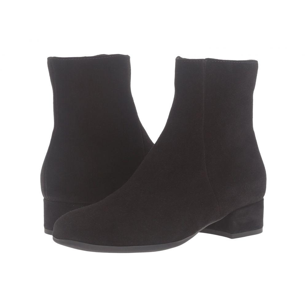 ラ カナディアン La Canadienne レディース ブーツ シューズ・靴【Jillian】Black Suede