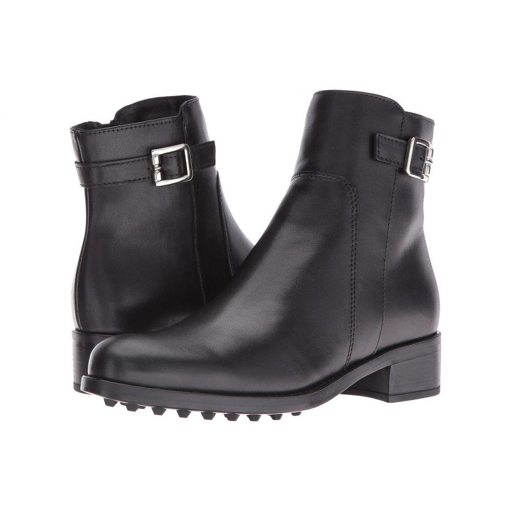 ラ カナディアン La Canadienne レディース ブーツ シューズ・靴【Shelby】Black Leather