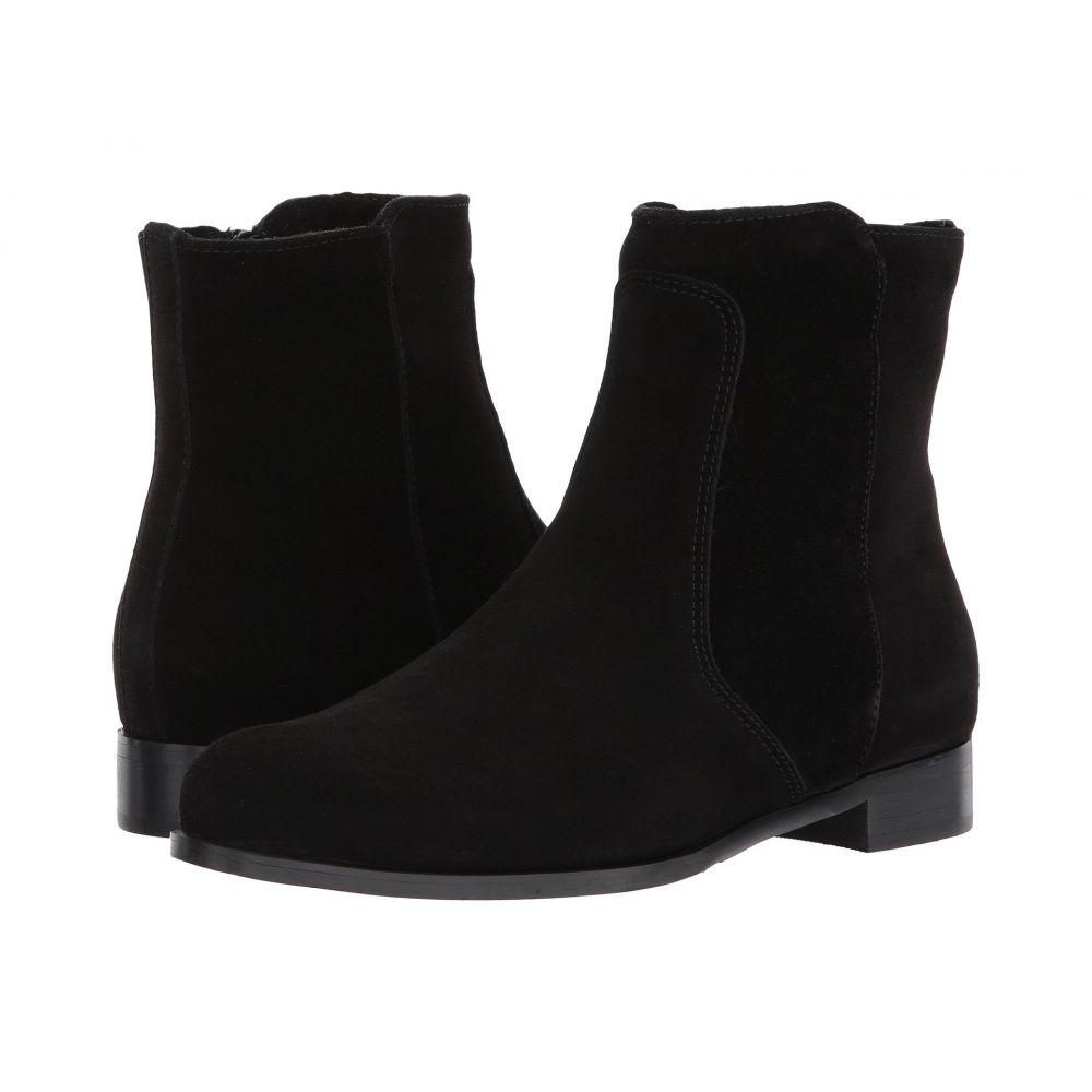 ラ カナディアン La Canadienne レディース ブーツ シューズ・靴【Sophie】Black Suede
