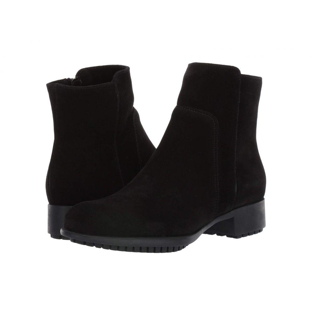 ラ カナディアン La Canadienne レディース ブーツ シューズ・靴【Sheena】Black Suede