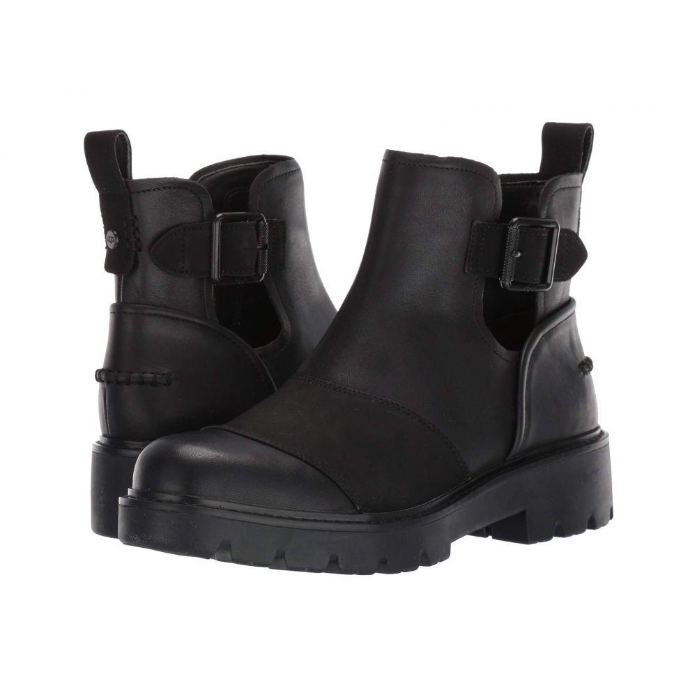 アグ UGG レディース ブーツ シューズ・靴【Stockton】Black