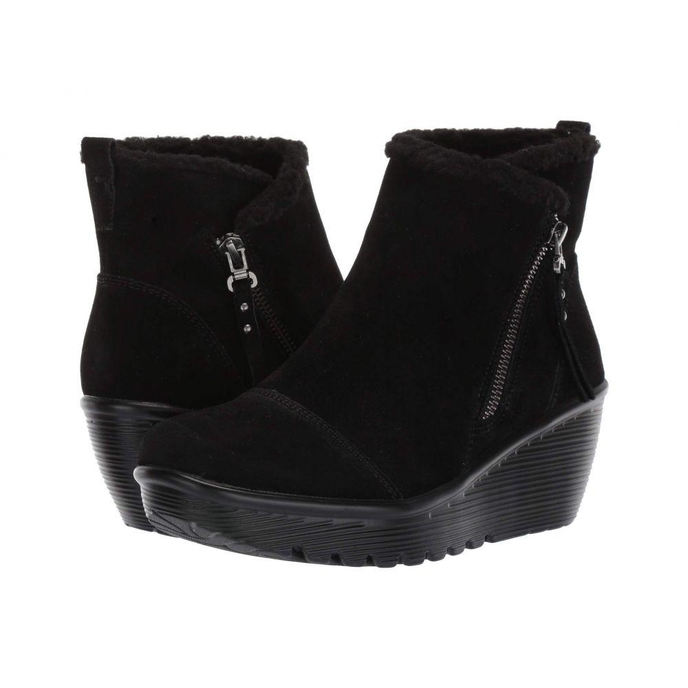 スケッチャーズ SKECHERS レディース ブーツ シューズ・靴【Parallel】Black/Black