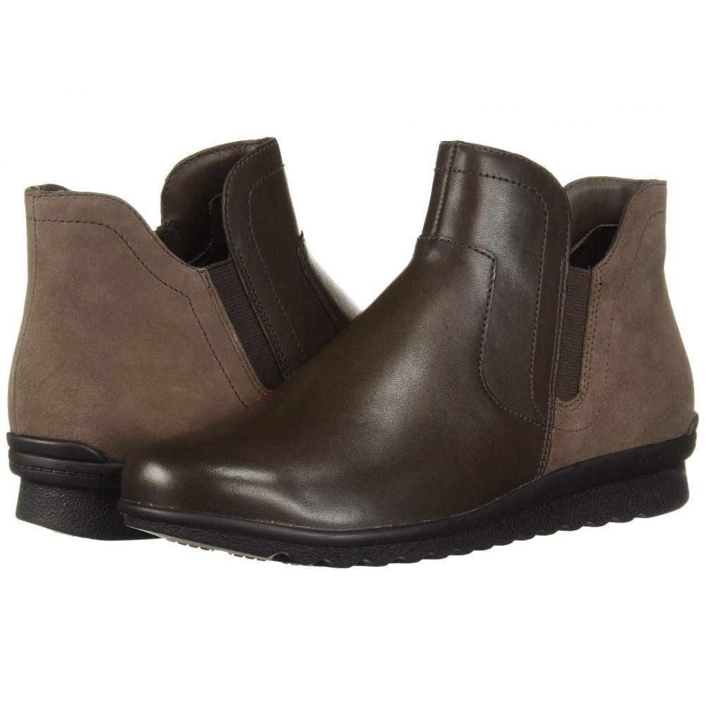 アラヴォン Aravon レディース ブーツ シューズ・靴【Josie Bootie】Brown