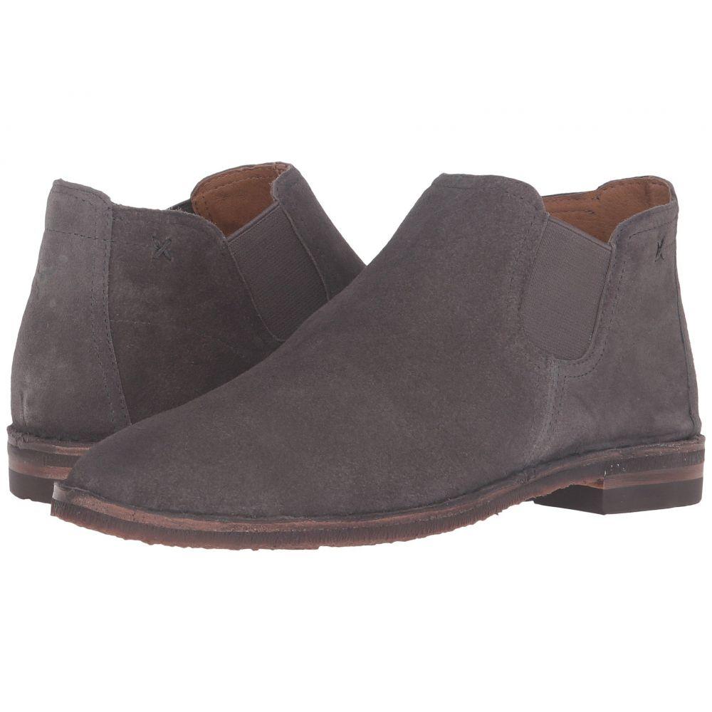 トラスク Trask レディース ブーツ シューズ・靴【Allison】Gray Italian Suede
