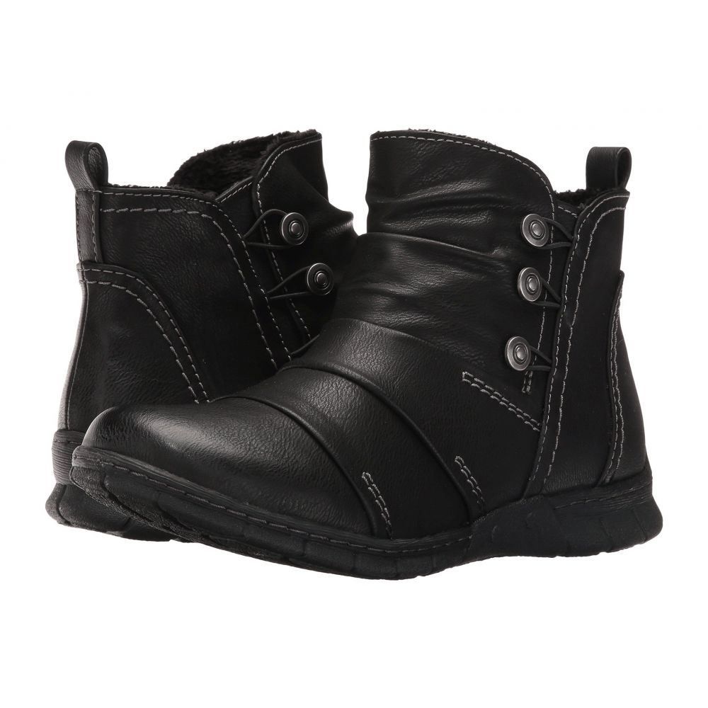 スプリングステップ Spring Step レディース ブーツ シューズ・靴【Anatol】Black