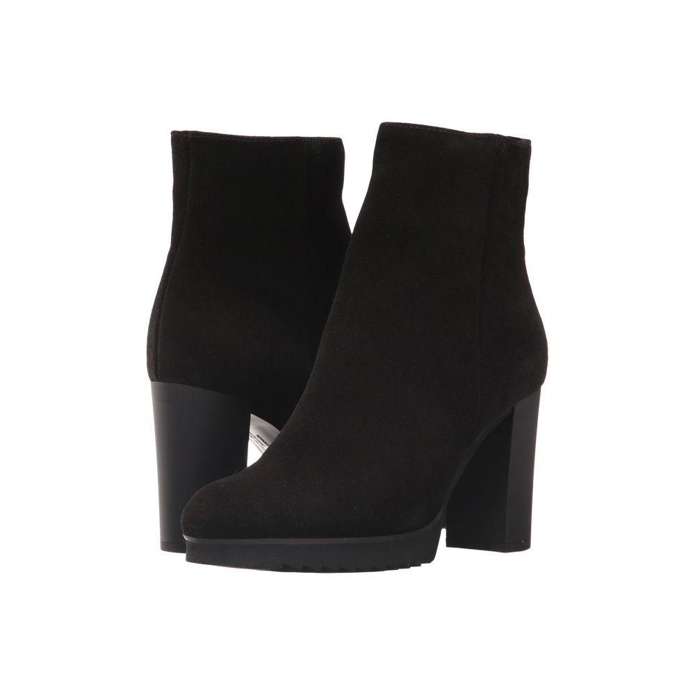 ラ カナディアン La Canadienne レディース ブーツ シューズ・靴【Myranda】Black Suede