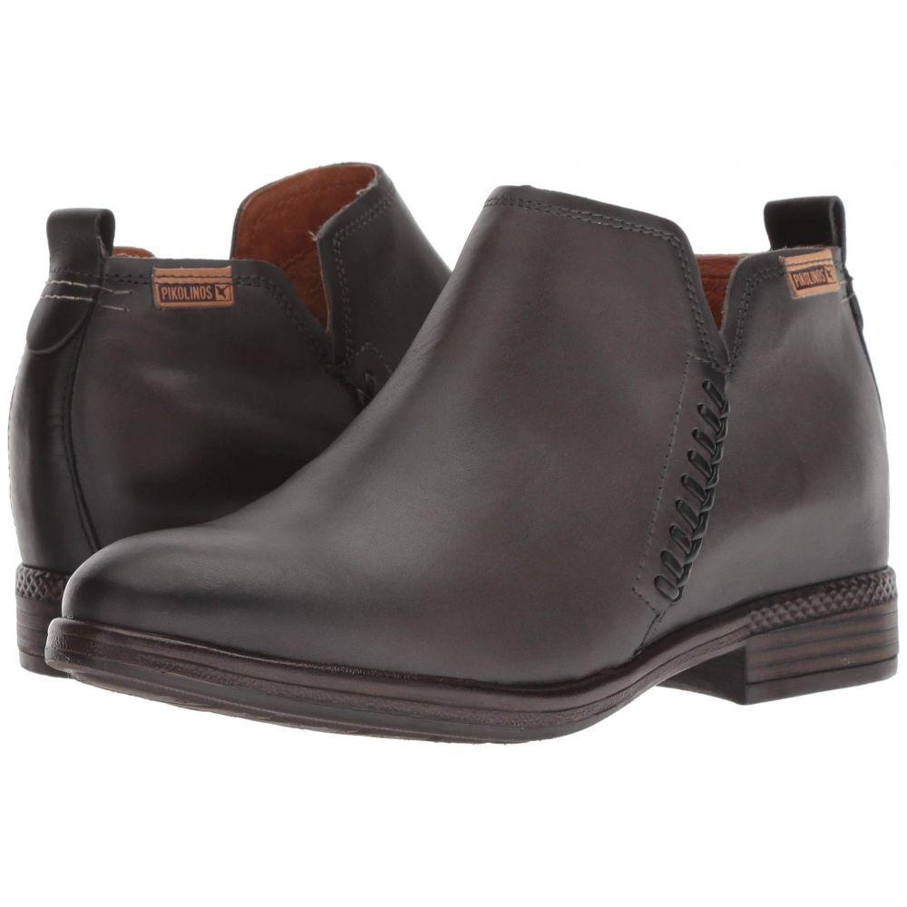ピコリノス Pikolinos レディース ブーツ シューズ・靴【Ordino W8M-8692】Lead Black