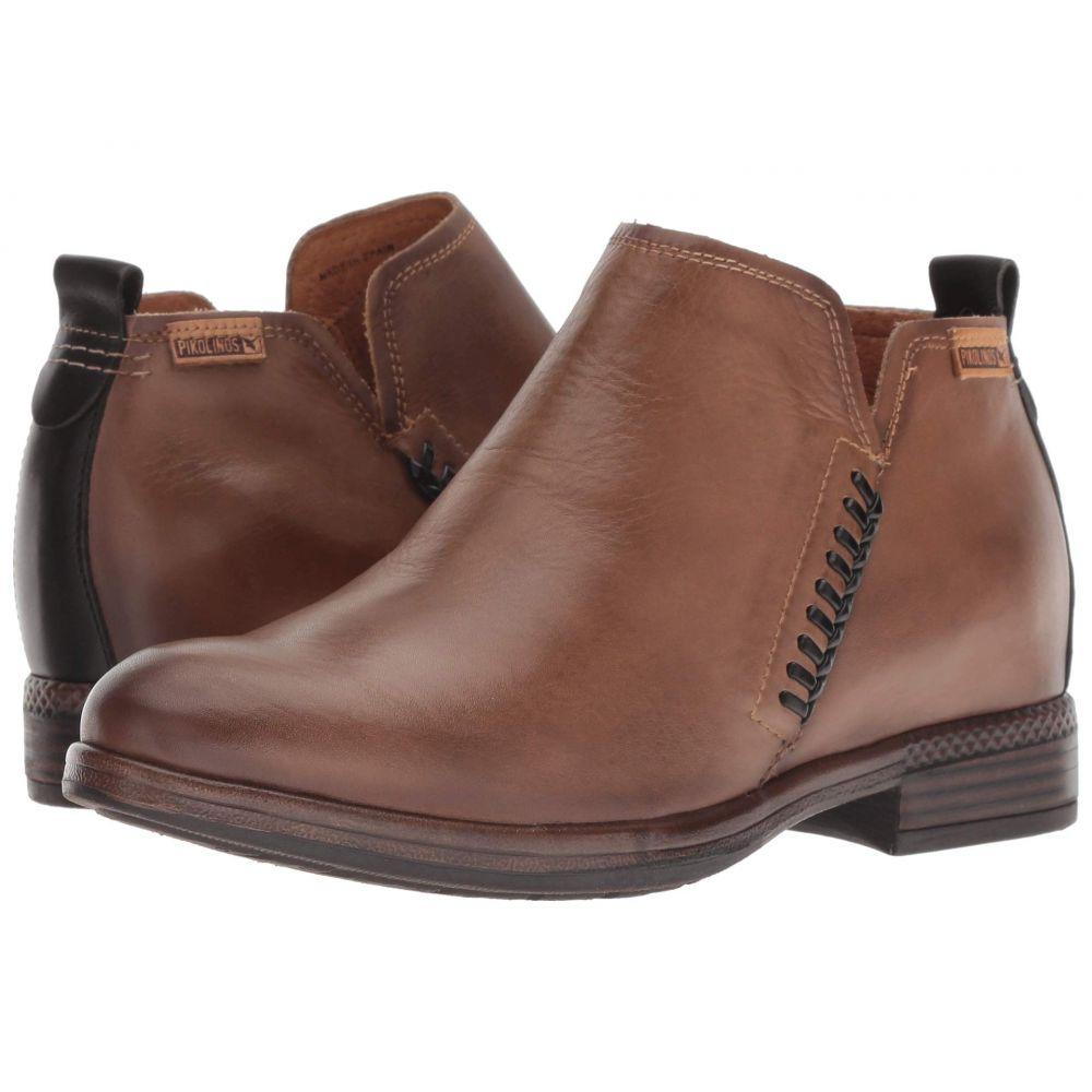 ピコリノス Pikolinos レディース ブーツ シューズ・靴【Ordino W8M-8692】Siena Black