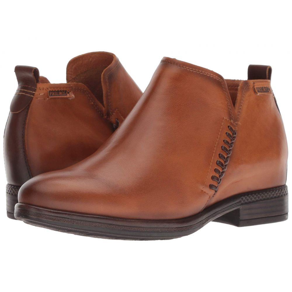 ピコリノス Pikolinos レディース ブーツ シューズ・靴【Ordino W8M-8692】Brandy Olmo