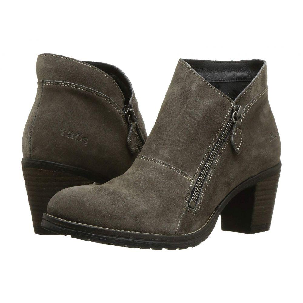 タオス Taos Footwear レディース ブーツ シューズ・靴【Billie】Grey