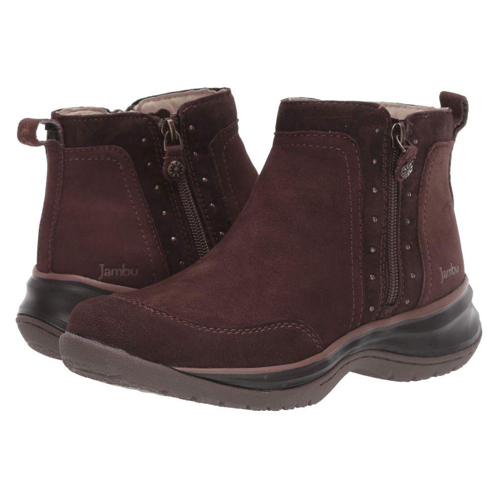 ジャンブー Jambu レディース ブーツ シューズ・靴【Camryn】Brown